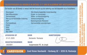 Legitimatie-Card-Vision-Toezichthouder-AZb