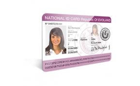 Card Vision voorbeeld card Evolis Carte-national-ID-2013