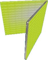 Smart Pack Card Vision achter-binnen