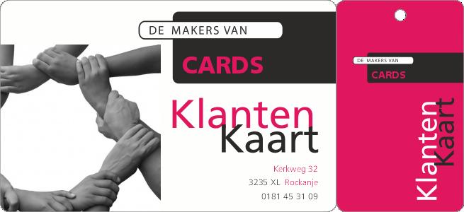 labelcard card + 32,5 label